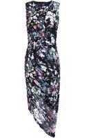 McQ by Alexander McQueen Long Dress - Lyst
