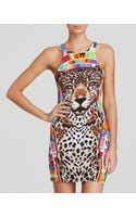 Mara Hoffman Jaguar Mini Dress Swim Cover Up - Lyst