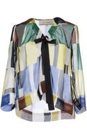 Paul Smith Blouse - Lyst