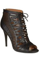 Nine West Angelica Heeled Booties - Lyst