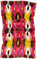 Natori Red Sahana Ikat Beach Towel - Lyst