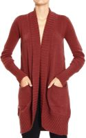 Manila Grace Sweater Cardigan Long - Lyst