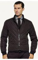 Ralph Lauren Black Label Quilted Jacket - Lyst