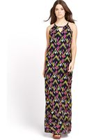 French connection Beach Party Maxi Dress - Lyst