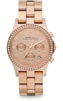 Marc By Marc Jacobs Henry Watch - Lyst