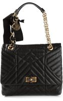 Lanvin Quilted Happy Shoulder Bag - Lyst
