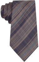 Calvin Klein Plaid Tie - Lyst