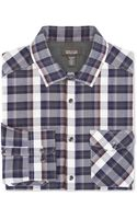 Kenneth Cole Reaction Checked Shirt - Lyst