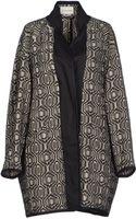 Etoile Isabel Marant Full-length Jacket - Lyst