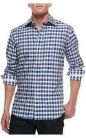 Robert Graham Laurino Plaid Sport Shirt - Lyst