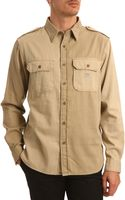 Denim & Supply Ralph Lauren Pilot Multi Beige Shirt - Lyst
