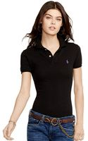 Polo Ralph Lauren Skinny Fit Polo Shirt - Lyst