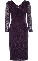 Shubette Es Lace Wrap Dress - Lyst