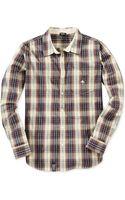 LRG Rc Plaid Shirt - Lyst