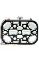 Miu Miu Crystalembellished Clutch - Lyst