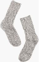 Madewell Sparkly Ribbed Trouser Socks - Lyst