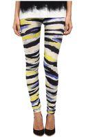 Just Cavalli pants leggings - Lyst