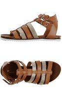 Dune London Sandals - Lyst