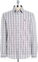 Victorinox Tailored Fit Buttondown Shirt - Lyst