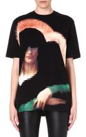 Givenchy Madonna Cotton T-Shirt - Lyst