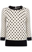 Oasis The Mia Jumper - Lyst