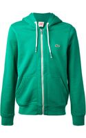 Lacoste L!ive Hooded Sweatshirt - Lyst