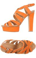 Eva Turner Sandals - Lyst