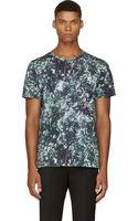 A.P.C.  Pixelated Print T-Shirt - Lyst