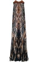 Amanda Wakeley Alila Long Dress - Lyst