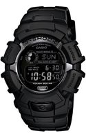 G-shock Baby G Mens Blackout Atomic Solar Watch - Lyst