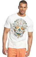 Sean John Big Tall Skull Tropic Tshirt - Lyst
