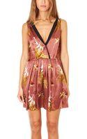 Giada Forte Rosa Dress - Lyst