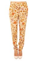 By Malene Birger Malene Birger Asserone Printed Pants - Lyst