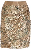 Coast Zuki Sequin Skirt - Lyst