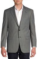 Hickey Freeman Lindsey Worsted Wool Sportcoat - Lyst