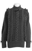 Christopher Kane Sweater - Lyst