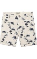 Scotch & Soda Hawaiian Shorts - Lyst