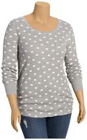 Old Navy Plus Ruched-side Waffle-knit Tees - Lyst