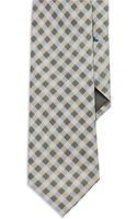 Vince Camuto Checkered Tie - Lyst