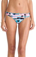 Seafolly Sunset Mini Hipster Bikini Bottom - Lyst