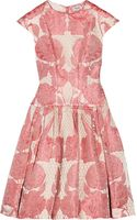 Temperley London Tula Jacquard Dress - Lyst