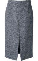 Michael Kors Midlength Skirt - Lyst
