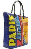 Nsew Exclusive Genevaparis Tote Bag - Lyst