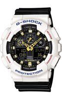 G-shock Stainless Steel Analog Digital Watch - Lyst