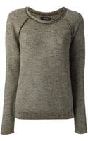 Isabel Marant Stitch Sweater - Lyst