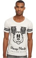 Philipp Plein Money Mouse Tshirt - Lyst