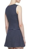 Theory Sayidres Sleeveless Dress - Lyst