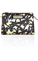Kenzo Printed Pvc Cosmetic Case - Lyst