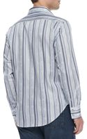 Robert Graham Benito Striped Sport Shirt - Lyst