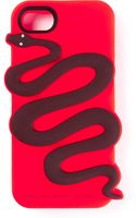 Marc By Marc Jacobs Snake Iphone 5s Case - Lyst